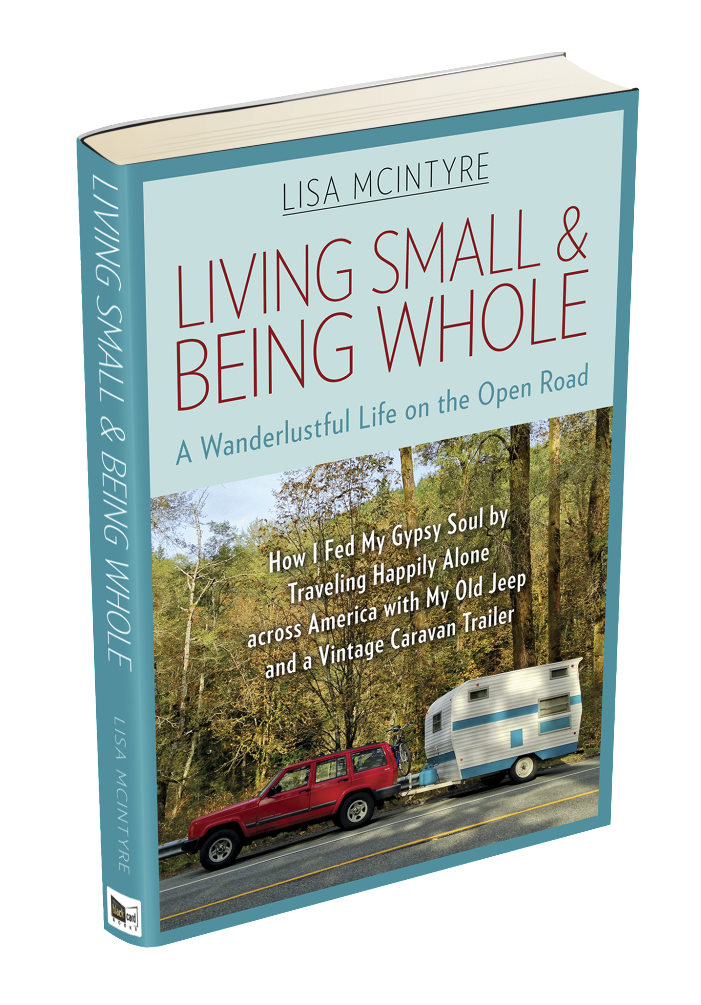 Living Small & Being Whole | Lisa McIntyre
